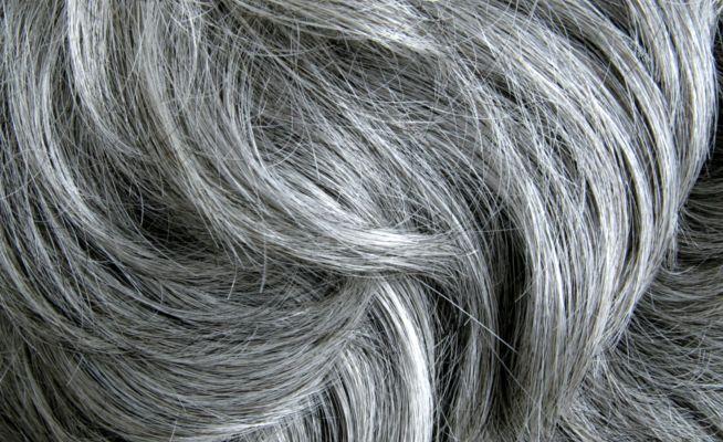Професионална боя за бели коси